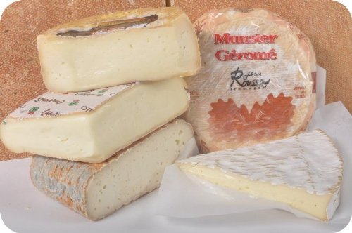 Pungent Cheese Assortment - 5 Cheeses (8 oz Each) by Gourmet555 (Image #3)'
