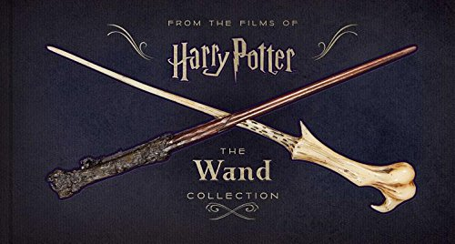 Harry Potter: The Wand Collection cover