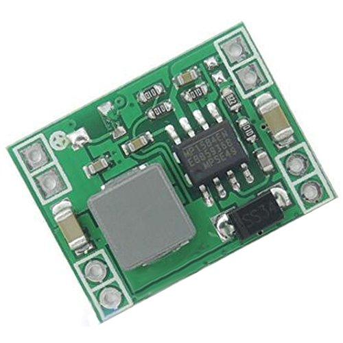 5pcs JacobsParts MP1584 5V Fixed Output 3A DC Step Down Converter Buck Module 4.5-28V Input