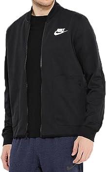 Nike NSW AV15 TRK M JKT FLC Veste pour Homme L Noir: Amazon
