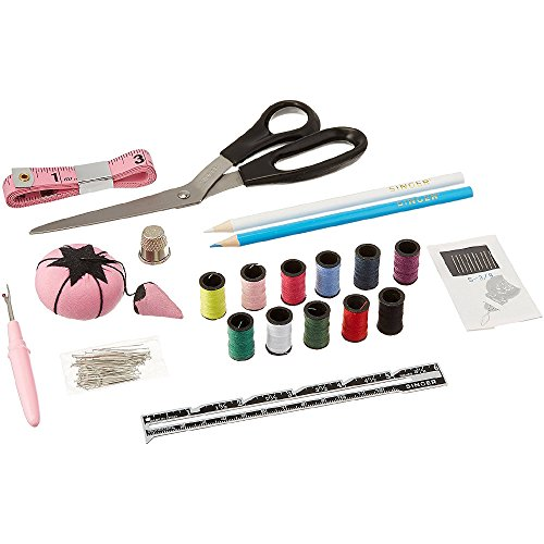 Singer 1512 Beginners Sewing Kit, 130 pieces (2 Pack)