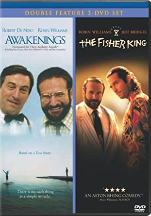 Amazon Com Awakenings Fisher King 2 Pack By Robert De Niro