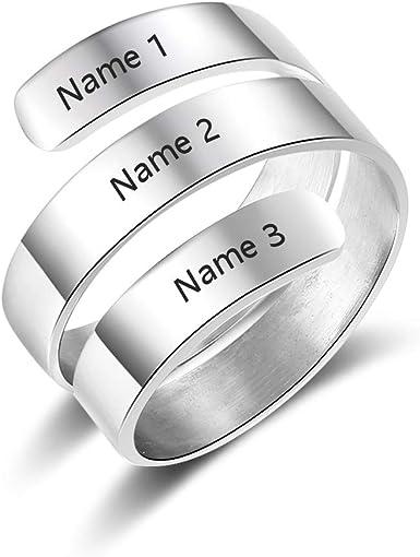 titanium ring women stainless steel ring stainless steel ring women,sterling silver rings for women,Titanium Ring name rings stackable,