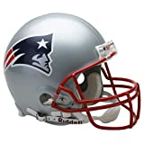 Riddell NFL New England Patriots Full Size Proline VSR4 Football Helmet