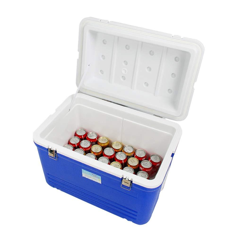 多機能クーラーボックス、バーベキュー家族野外活動ポータブルクーラーボックス冷凍庫釣り収納ボックス断熱ボックス59.5 * 39.5 * 43センチ (サイズ さいず : 59.5*39.5*43CM) 59.5*39.5*43CM  B07PTNTJY9