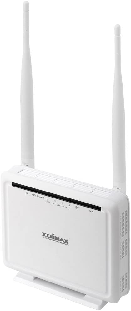 Edimax AR-7286WnA ADSL2 Wifi Ethernet Color blanco - wireless routers (802.11b, 802.11g, 802.11n, 16-QAM, 64-QAM, BPSK, CCK, DBPSK, DQPSK, DSSS, QPSK, ...