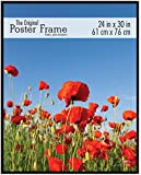 MCS 23440 Original Poster Frame with Strong Pressboard Backing Back, 24 by 30-Inch