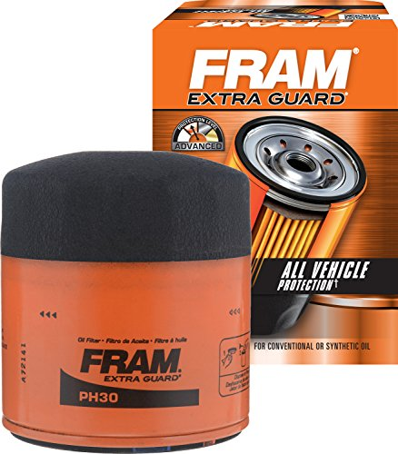 FRAM PH30 Extra Guard Passenger Car Spin-On Oil Filter