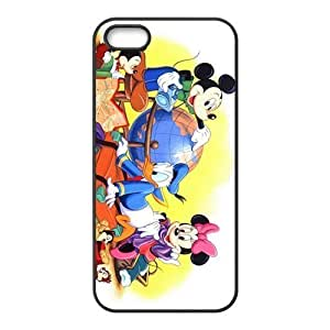 Kingsbeatiful Diy Yourself YESGG Mickey Mouseand Donald Duck Design Best Seller R70V2chrDcb High Quality cell phone case cover For iphone 4s