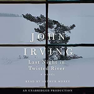 Last Night in Twisted River Audiobook