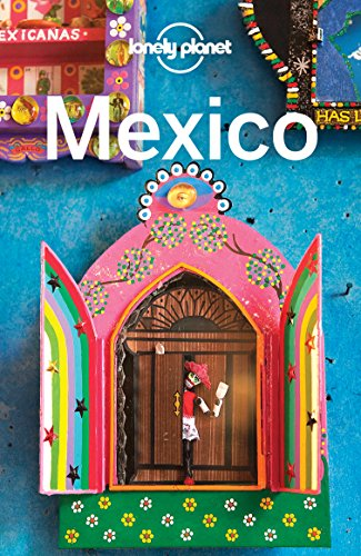 Lonely Planet Mexico (Travel Guide) cover
