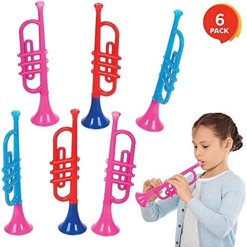 ArtCreativity Trumpets Toddlers Instruments Birthday product image