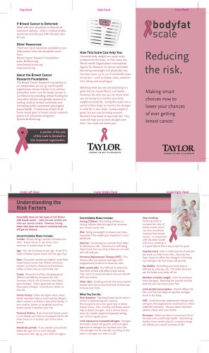 Taylor 5571 Breast Cancer Awareness Body Fat Scale