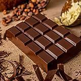 Jus' Trufs Artisanal 99% Dark Chocolate Cooking Bar (420 gm)