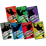 Jimmy Coates Collection- 7 Books RRP £45.93 (Jimmy Coates: Revenge; Jimmy Coates: Sabotage; Jimmy Coates: Target; Jimmy Coates: Survival; Jimmy Coates: Power)