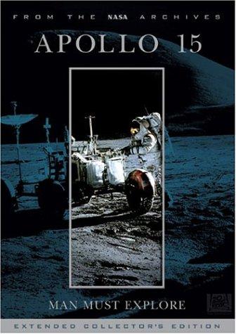 Apollo 15: Man Must Explore (Extended Collector's Edition) (Apollo 15 Dvd)