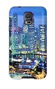 Valerie Lyn Miller Galaxy S5 Well-designed Hard Case Cover Berlin City Protector