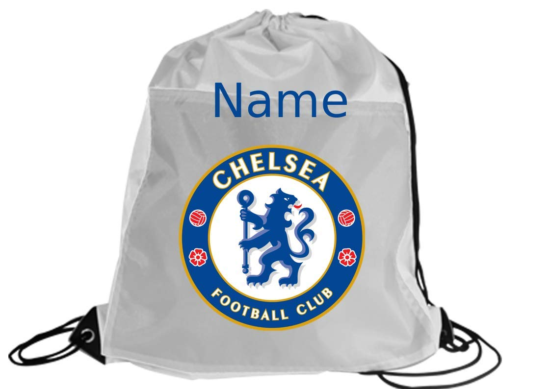 School Swimming PE Bag Printed Customised Personalised Letter Name Gymsac