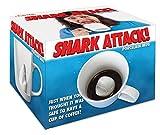 Accoutrements Shark Attack Porcelain Mug