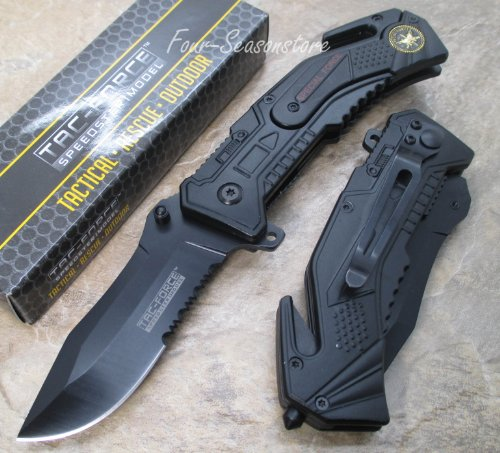 Tac-force Assisted Opening Sawback Bowie Rescue Special Forc