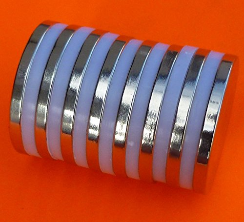 8Pc Super Strong N52 Neodymium Magnet 1.26