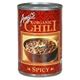 AMYS CHILI SPICY GF ORG, 14.7 OZ