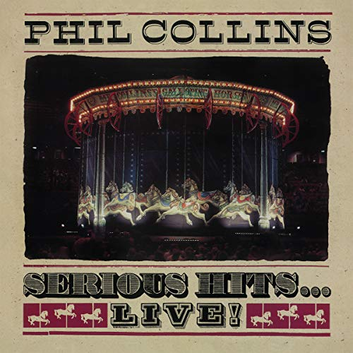 Phil Collins - Serious Hits... Live!(Remastered) [CD]