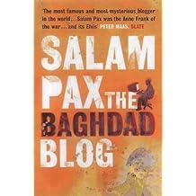 Salam Pax: The Baghdad Blog