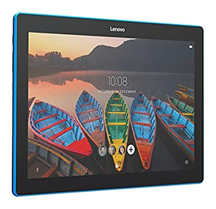 Lenovo Tab X103F Tablette Tactile 10' Noir Ardoise ( 2 Go de RAM, SSD 16 Go, Android 6.0, WiFi, Bluetooth) ZA1U0070SE