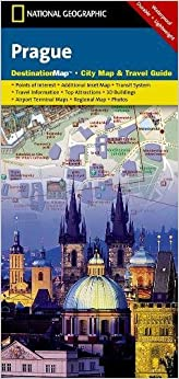 \\IBOOK\\ Prague (National Geographic Destination City Map). Coliseum Security brindar Desde Global Riley insert wrong