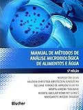 capa de Manual de Métodos de Análise Microbiológica de Alimentos e água