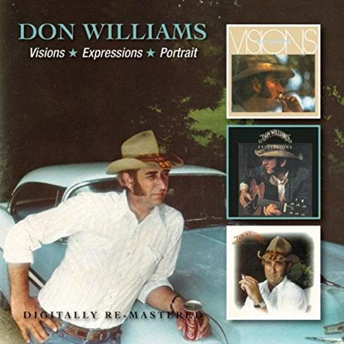 DON WILLIAMS - Don Williams -  Visions/expressions/portrait - Zortam Music