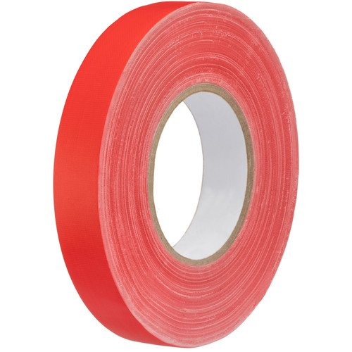 Impact Gaffer Tape (Red, 1' x 55 yd) 1'x55 Yards