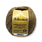 CANADIAN Hemp Wick 420 Feet. 100% Natural With Beeswax