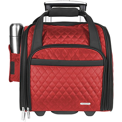 Travelon Wheeled Underseat Carry-On Bag 14 Inch Colors 16