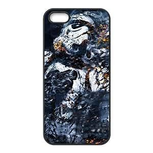 Star Wars Yoda iPhone 5 5s Cell Phone Case Black HYM