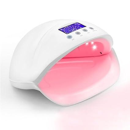 Lámpara De Uñas LED UV 4 Tipos Temporizador Secador De Uñas ProfesionalSecador De Uñas Con Temporizador