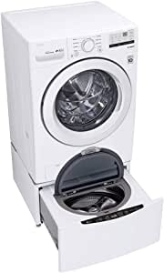 LG WM3400CW 4.5 Cu.Ft. White Electric Front Load Washer