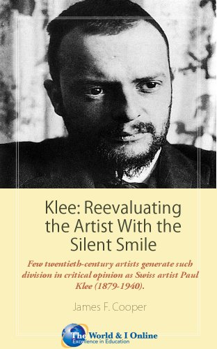 Klee: Reevaluating the Artist With the Silent Smile