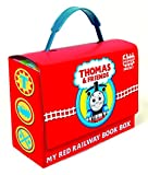 Best Books 1 Year Olds - Thomas and Friends: My Red Railway Book Box Review
