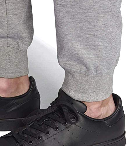 Outline SP FLC Pantalon de Sport Homme, Medium Grey Heather, FR : S (Taille Fabricant : S)