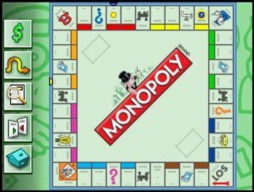 Monopoly Brett
