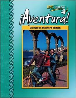 Emc espanol 4 aventura workbook teachers edition graciela emc espanol 4 aventura workbook teachers edition graciela ascarrunz gilman kimberley sallee 9780821939437 amazon books fandeluxe Gallery