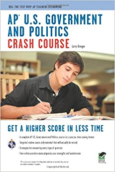 Image result for crash course ap government book