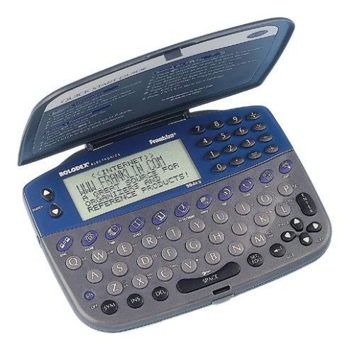 Franklin Rolodex RF384k Organizer with 384kb Memory