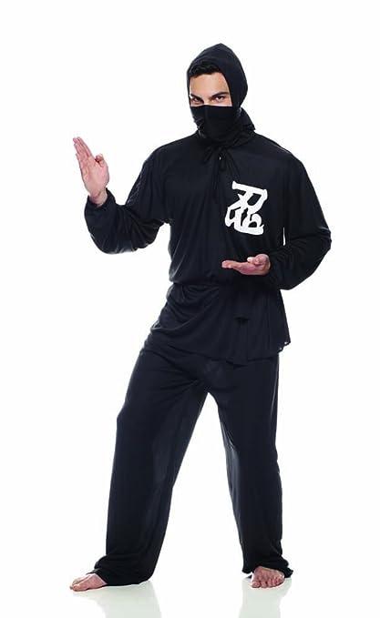 Rubies s it30362-l - Ninja Disfraz, Adultos, Talla L ...