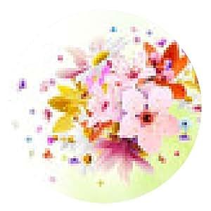 alfombrilla de ratón aerosoles de flores con aroma de habitaciones y flores desde el interior - 2 - ronda - 20cm