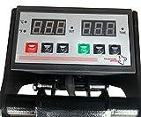 Fancierstudio Power Heat Press 15X15 Sublimation