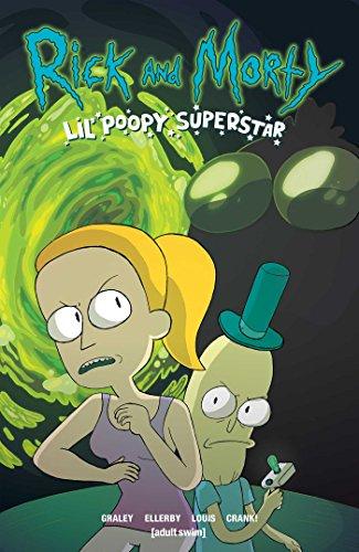 Rick and Morty: Lil' Poopy Superstar (Adult Movie Superstars)