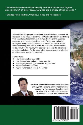 The-World-of-Internet-Marketing-The-Basics-Online-Brand-Building-Social-Media-and-Website-Design-Volume-1
